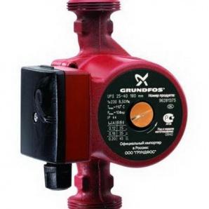 Циркуляційний насос опалення Grundfos UPS 15-50 130 (96281418)