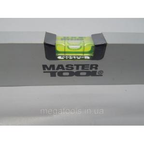 Рівень алюмінієвий посилений 1000 мм Mastertool