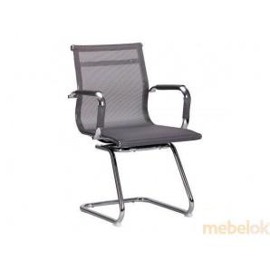 Крісло Slim Net CF (XH-633C) сірий