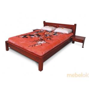 Ліжко Гармонія вільха 140х200