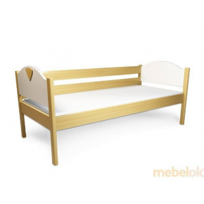 Ліжко підліткове з огорожею Ельф 90х200