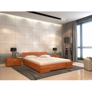 Полуторне ліжко Дали сосна 120х200