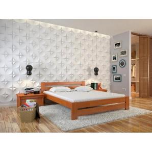 Двоспальне ліжко Симфонія бук 160х200