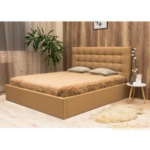 Двоспальне ліжко Арма 180х190 з підйомним механізмом