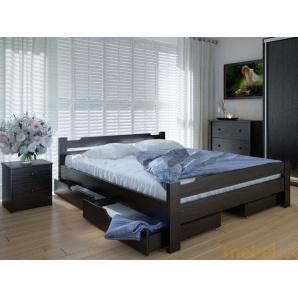 Ліжко Сакура 180х200 ясен