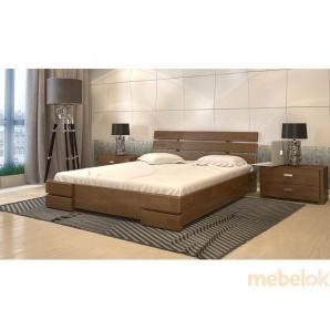 Ліжко Дали Люкс сосна 120х200