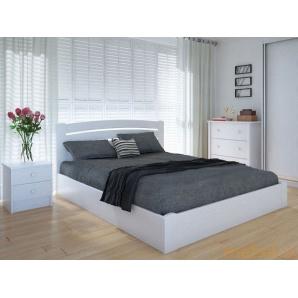 Ліжко Грін 140х200 з підйомним механізмом ясен