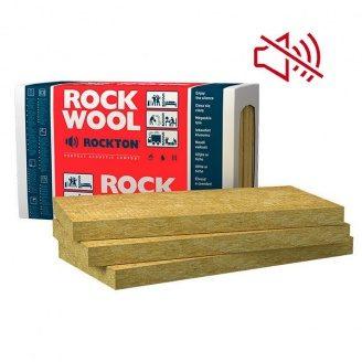 Теплоизоляція ROCKWOOL ROCKTON 1000x600x100 мм