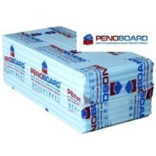 Пінополістирол екструдований PENOBOARD 1,20х0,55м х 10мм