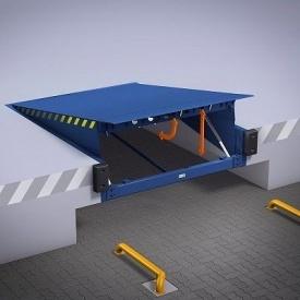 Уравнительные платформы с поворотной аппарелью ALUTECH SL 3500 х 2000 мм