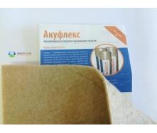 Звукоізоляційна панель для підлоги Акуфлексом 4 мм під стяжку