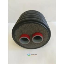 Теплоизолированные трубы AustroISOL double 32х32/125 мм