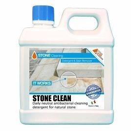 Очистка камня STONE CLEAN на водной основе 1 л