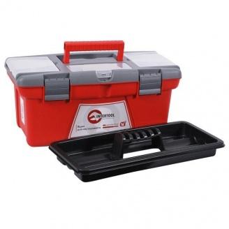 Ящик для інструменту 415х210х190мм 16` INTERTOOL BX-0416