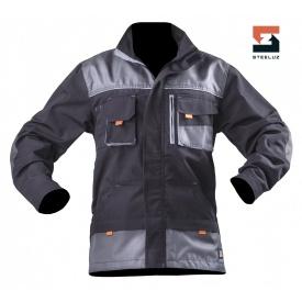 Куртка рабочая SteelUZ со светло-серой отделкой