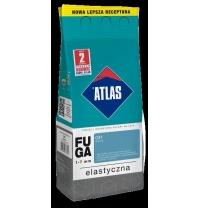 Затирка для плитки АТЛАС ELASTYCZNA шов 1-7 мм 2 кг