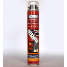 Пена огнеупорная профессиональная Bosman В1 750 мл