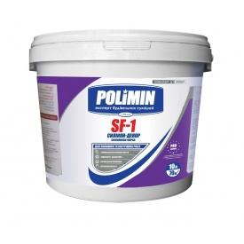 Фасадная силикон-модифицированная латексная краска POLIMIN SF-1 СИЛИКОН-ДЕКОР по 14 кг База A