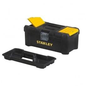 Ящик для инструментов ESSENTIAL TB41x21x20 см с металлическим замком STANLEY STST1-75518