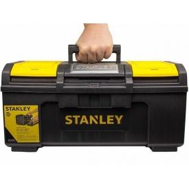 Ящик для інструментів Stanley Basic Toolbox пластик 48,6x26,6x23,6 см 1-79-217