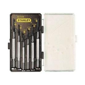 Набір викруток для годинникарів 6 одиниць STANLEY 1-66-039
