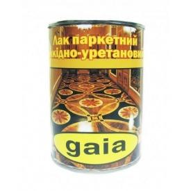 Лак Gaia паркетный алкидно-уретановый 0,8 кг