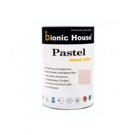 Акриловая лазурь+антисептик Bionic-House Pastel Wood Color 2,5 л пастельные тона