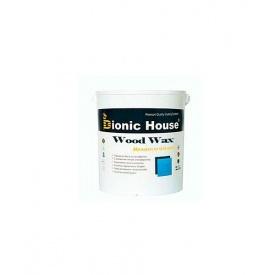 Віск для дерева Bionic-WOOD House WAX 2,5 л