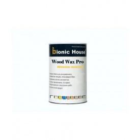 Воск для дерева Bionic-House WOOD WAX PRO 0,8 л