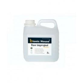 Антисептик для дерева Bionic-House BASE IMPREGNAT концентрат 1:10 3,0 л
