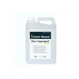 Антисептик для дерева Bionic-House BASE IMPREGNAT концентрат 1:10 5,0 л