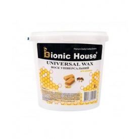 Воск универсальный Bionic-House натуральный пчелиный 1 л