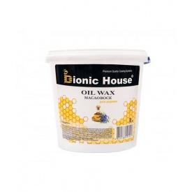Масло-воск Bionic-House для обработки древесины 1 л
