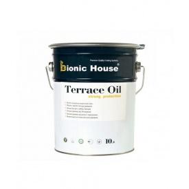 Масло террасное Bionic-House TERRACE OIL 10 л
