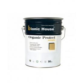 Масло для дерева + антисептик Bionic-House ORGANIC PROTECT OIL 10 л