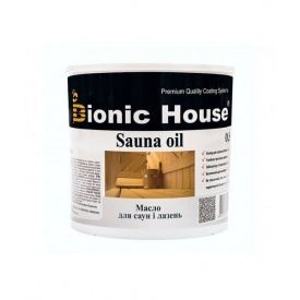 Масло для саун Bionic-House 0,8 л