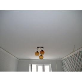 Натяжной потолок MultiБуд матовый белый