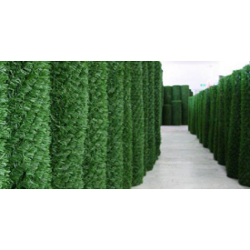Садове огорожу Хвоя з металевої сітки з декоративним покриттям ПВХ