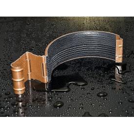 Соединитель ринви 150/100 листовая сталь Prelaq RWS резиновая прокладка