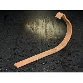 Крюк к стропилам швеллер оцинкованный 5 мм 25х210 мм