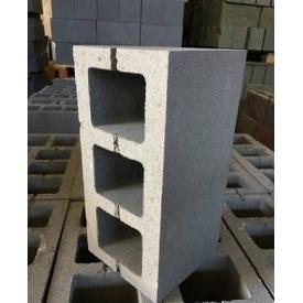 Шлакоблок из гранотсева 39,5х19х19
