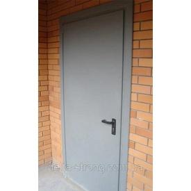 Двері протипожежні одностулкові Дельта ЕІ-60 метал 840х2000 мм