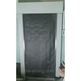 Двері одностулкові протипожежні Дельта ЕІ-30 метал 960х2100 мм