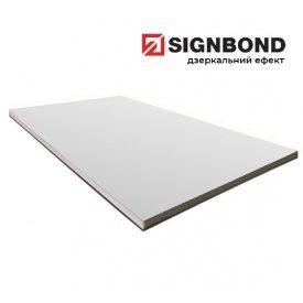 Алюминиевая композитная панель Signbond 1250х3200х4/0,23 мм Mirror Effect Natural