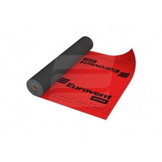Супердиффузионная мембрана EUROVENT STRONG RED 160 г/м2 армированная 1,5х50 м