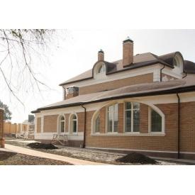 Декор фасаду StoneSelect з вапняку