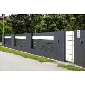 Забор New Collection металл 0,5 мм 3000 мм