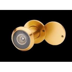 Глазок дверной MVM DV35-55/16 латунь матовый