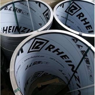 Титан-цинк Rheinzink prePATINA schiefergrau темно-серый 0,7х1000 мм в рулонах