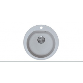 Кухонная мойка METALAC X GRANIT OMEGA Siva Серый